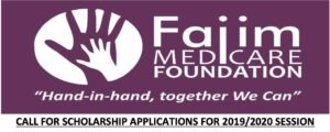 Fajim Foundation Scholarship Past Questions and Answers